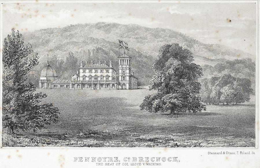 Pennoyre, Co.Brecknock