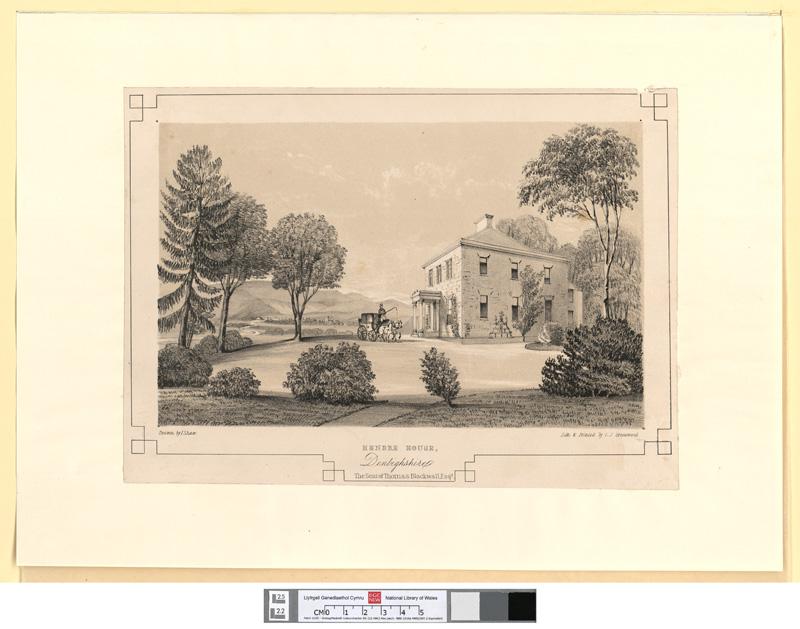 Hendre house, Denbighshire