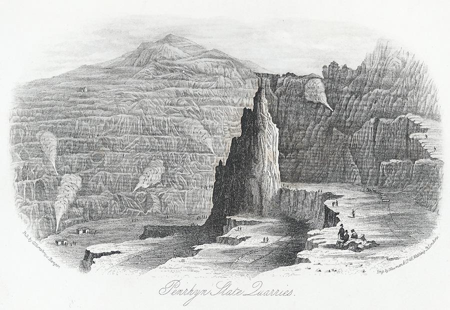 Penrhyn Slate Quarries