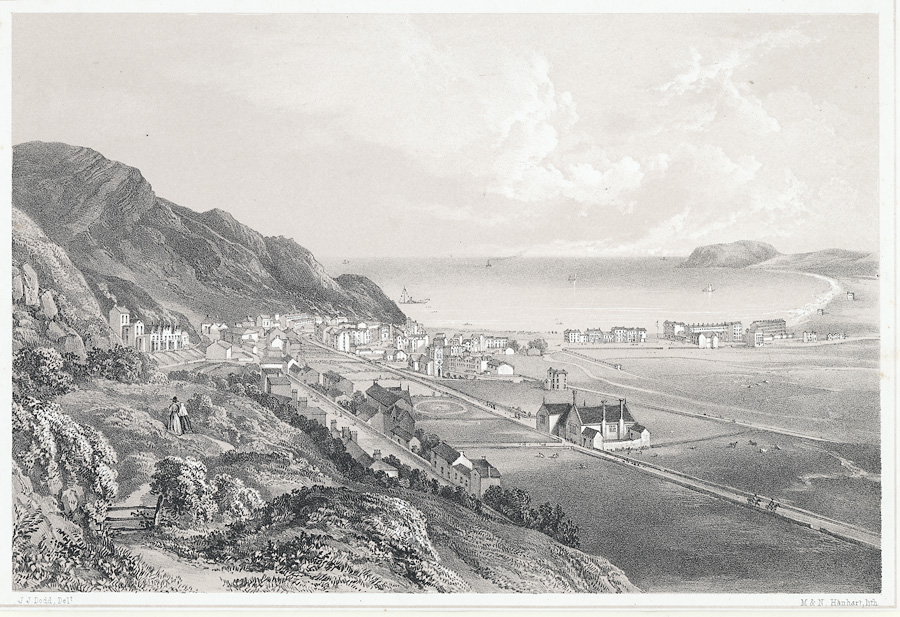 Llandudno and the Great Orme's Head
