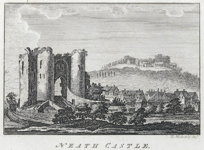 Neath castle