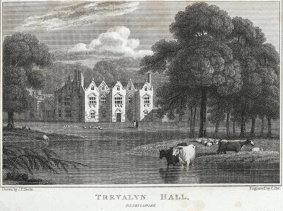 Trevalyn Hall, Denbigshire