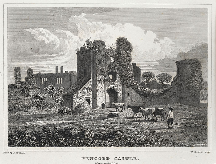 Pencoed Castle, Monmouthshire
