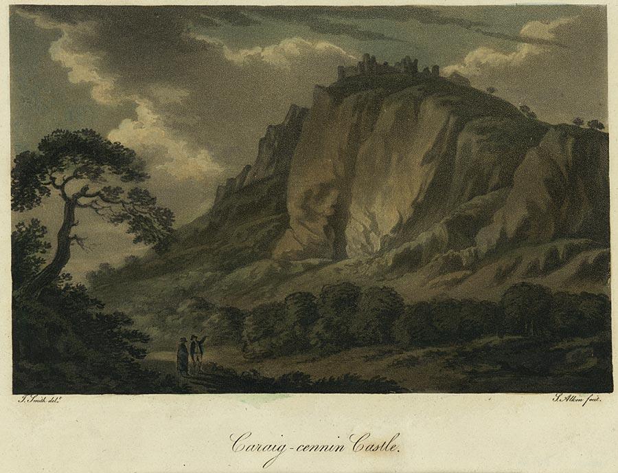 Caraig-cennin Castle