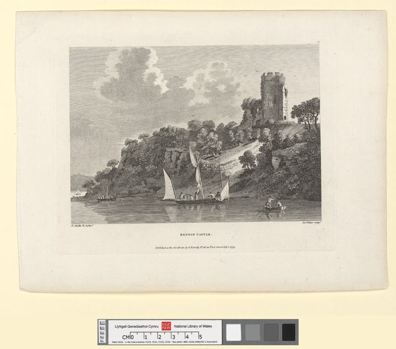Benton Castle July 1 1779