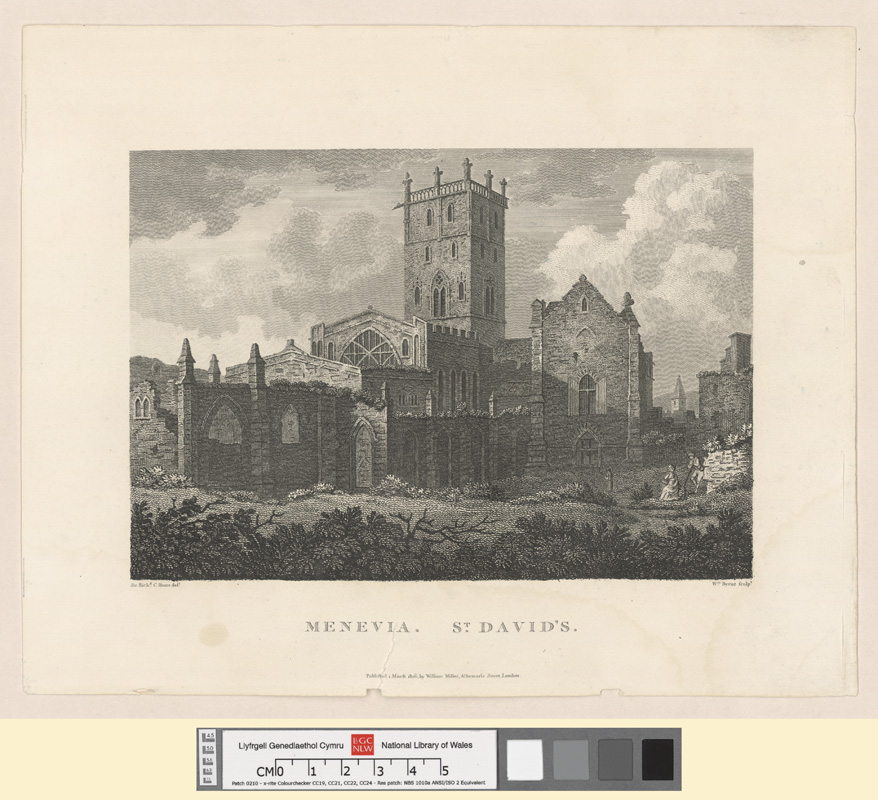 Menevia, St. David's 1 March 1806