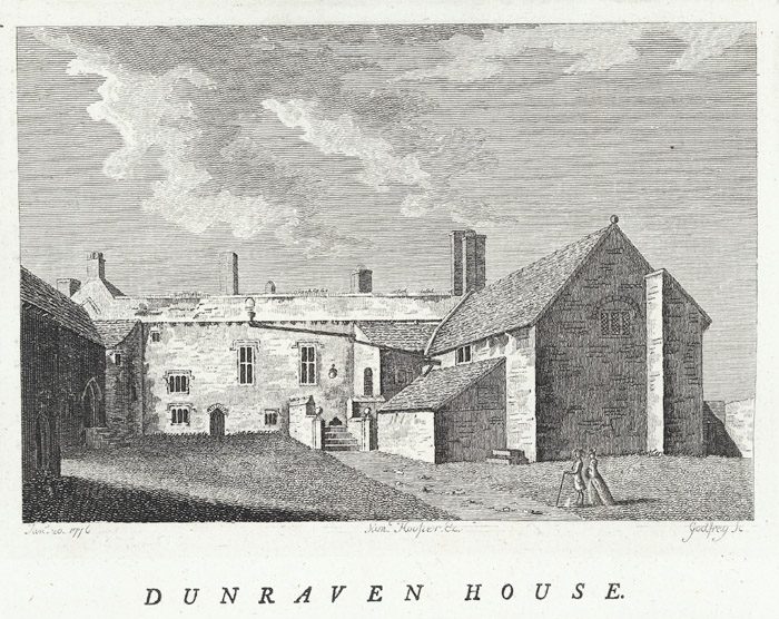 Dunraven house