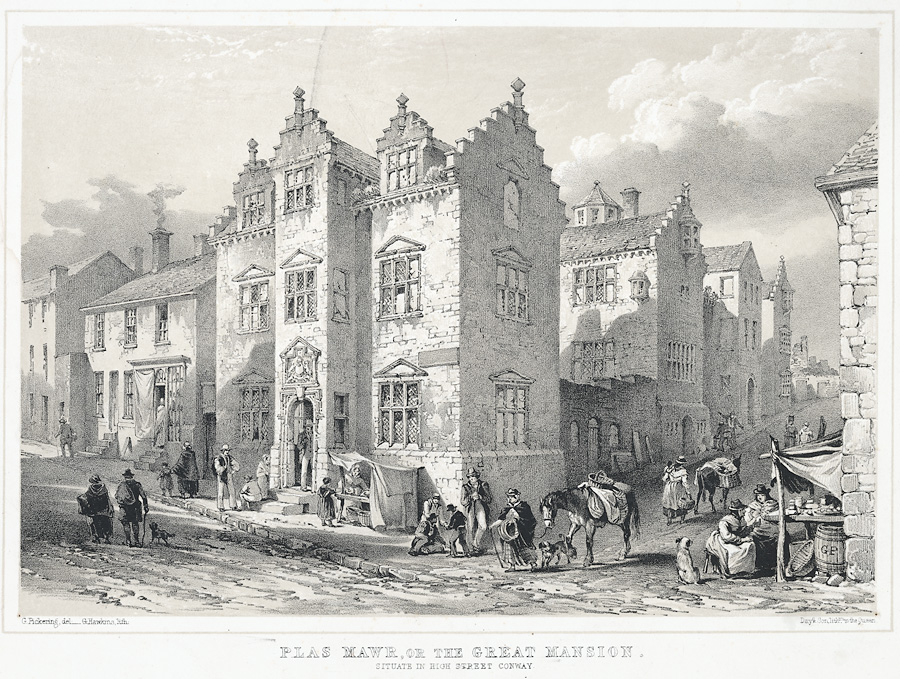 Plas Mawr, or, The Great Mansion