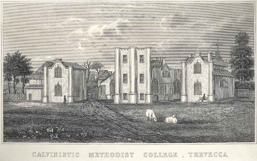 Calvanistic Methodist College, Trevecca