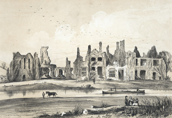 Neath abbey, Glamorgan