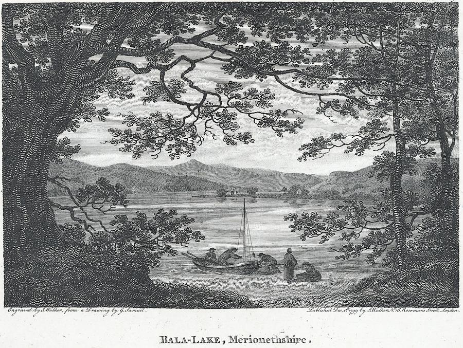 Bala Lake, Merionethshire