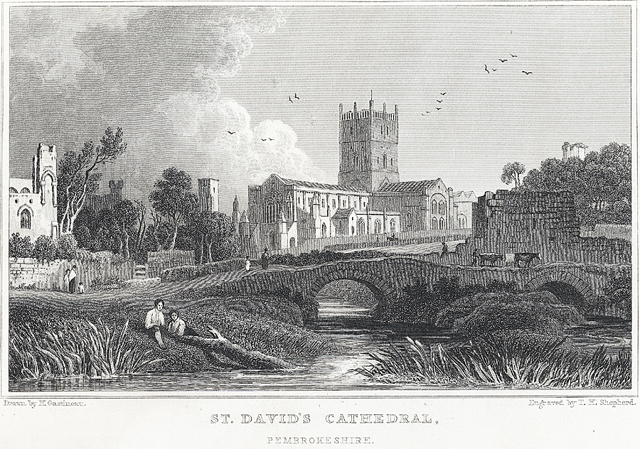 St. David's Cathedral, Pembrokeshire