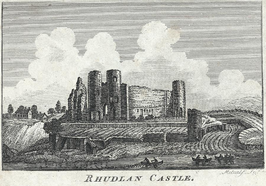 Rhudlan Castle