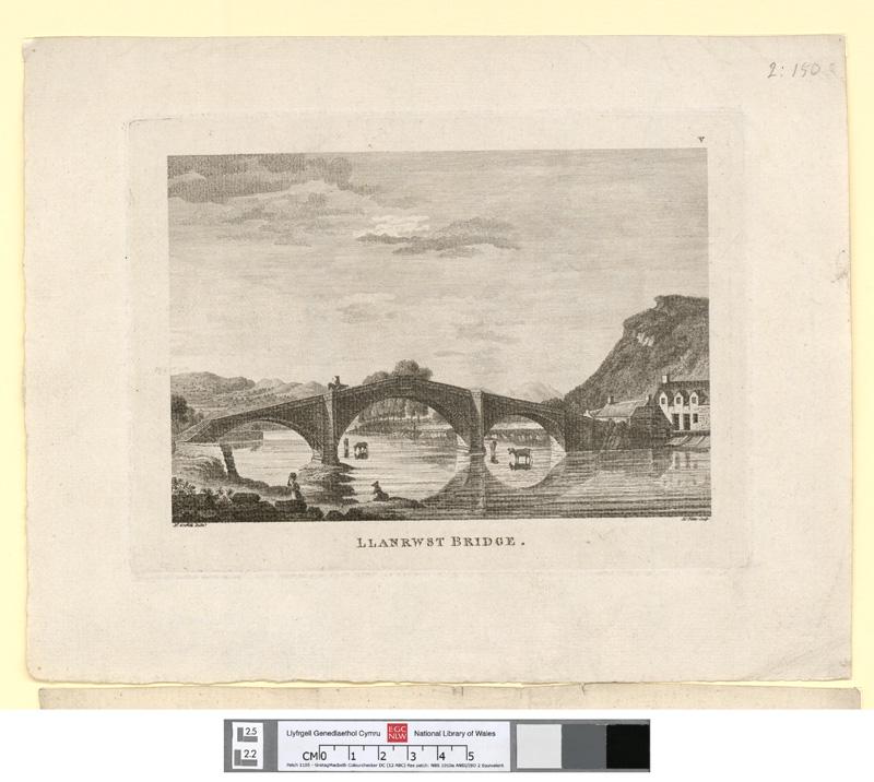 Llanrwst bridge