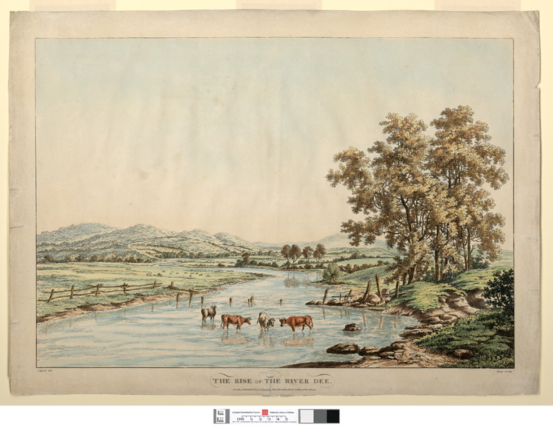 The Rise of the River Dee