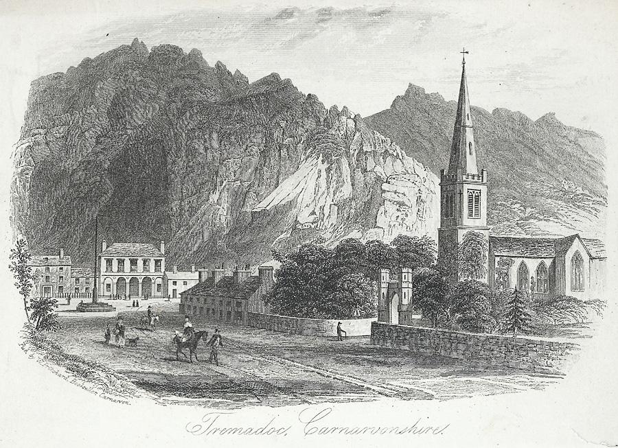 Tremadoc, Carnarvonshire