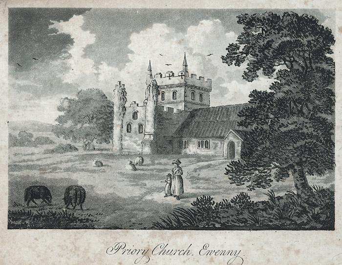 Priory Church, Ewenny
