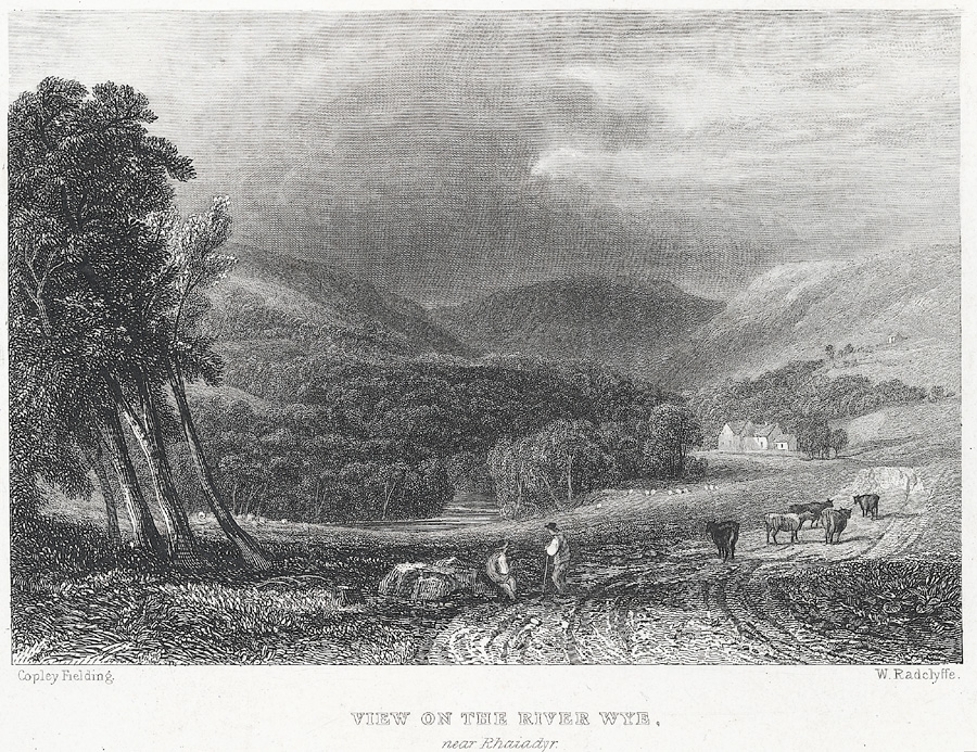 View on the River Wye