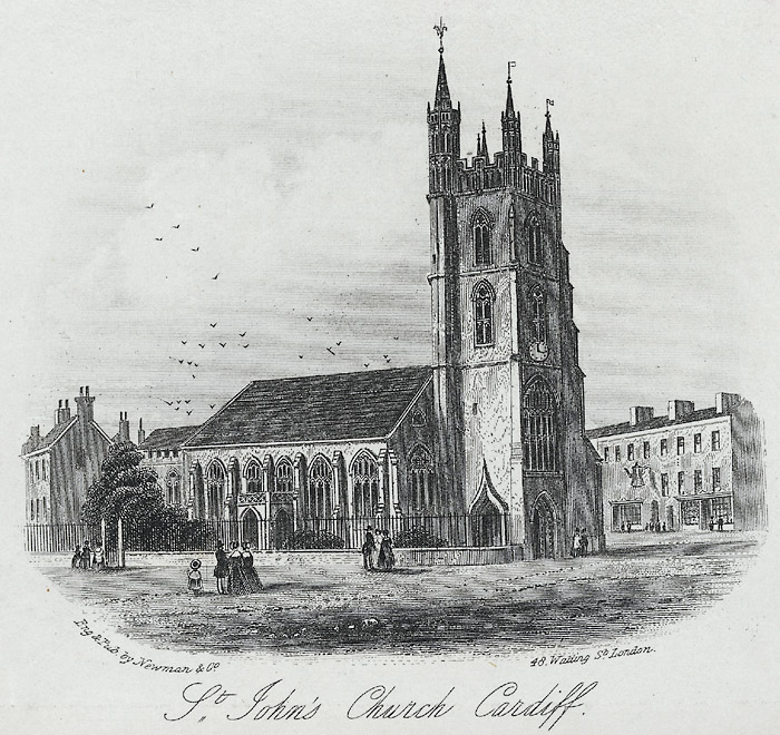 St. John's Church, Cardiff