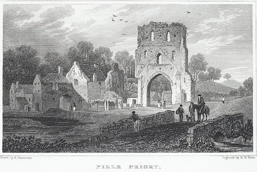 Pille Priory, Pembrokeshire