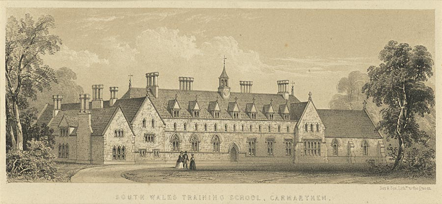 South Wales Training School, Carmarthen