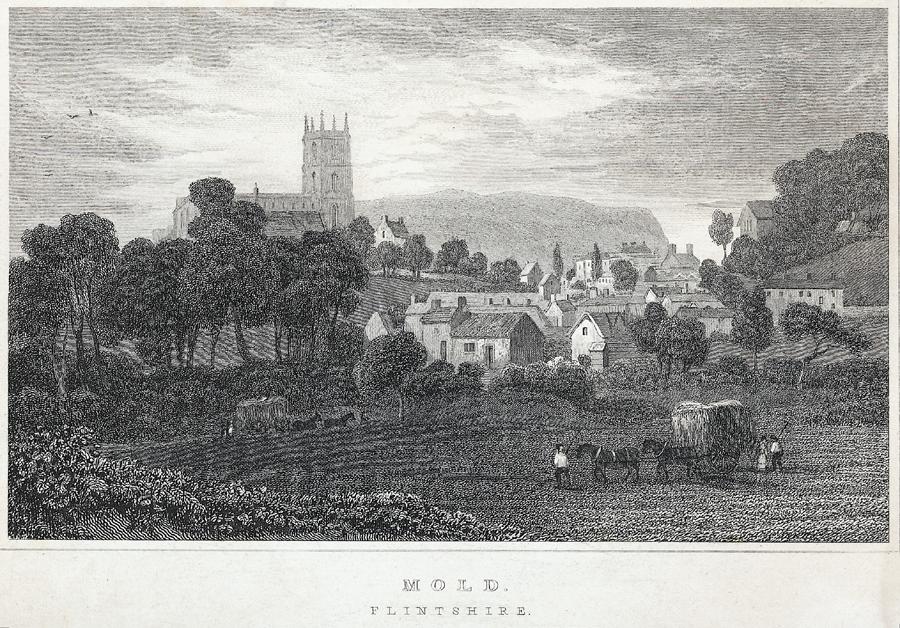 Mold, Flintshire