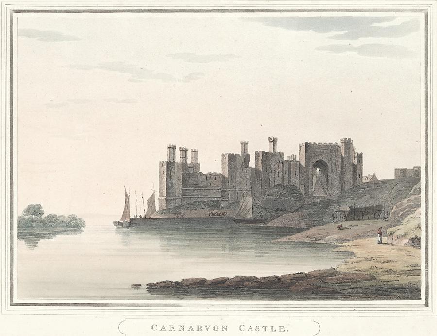 Carnarvon Castle