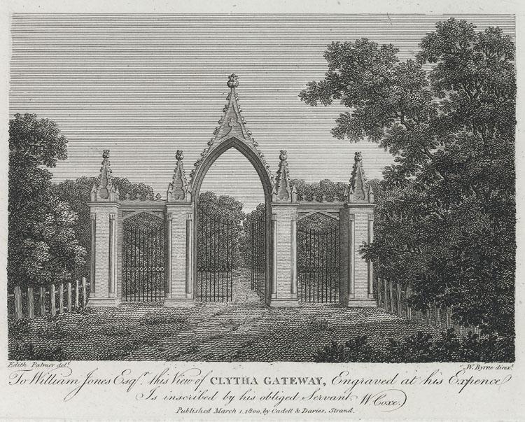 Clytha Gateway