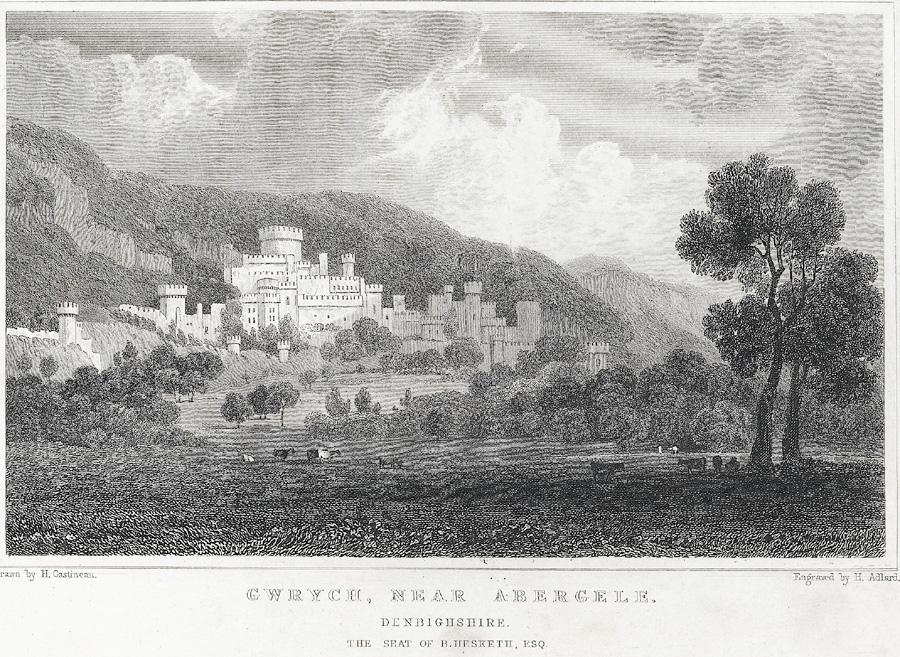 Gwrych, near Abergele