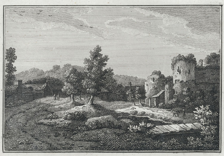 [Skenfrith Castle and Village]