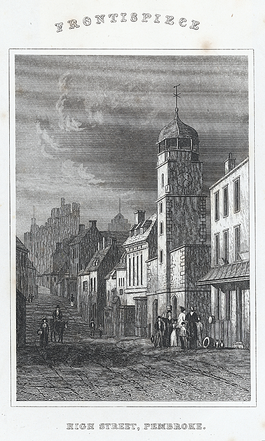 Fronticepiece High Street, Pembroke