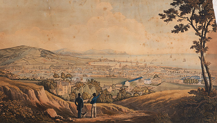 [View of Swansea]