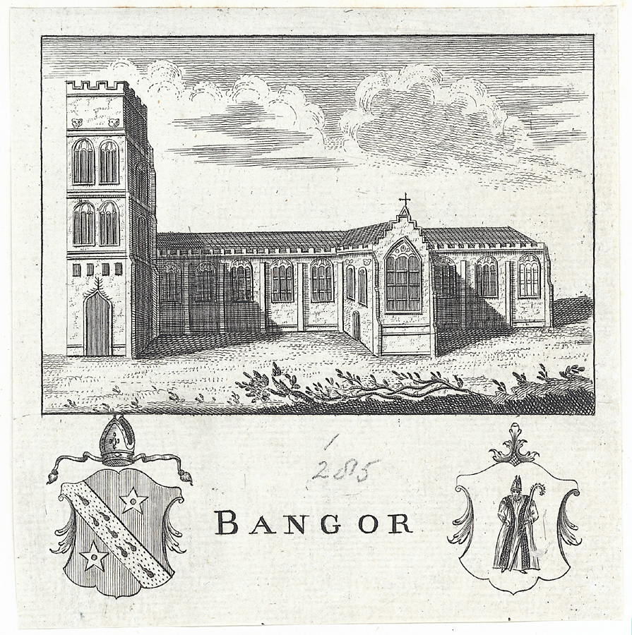 Bangor [Cathedral Church]