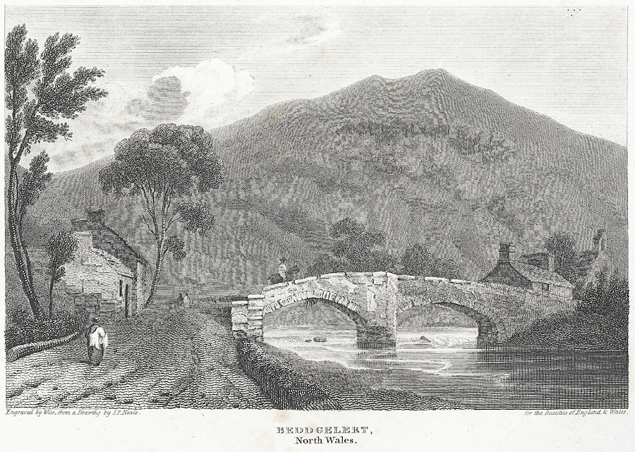 Beddgelert, North Wales