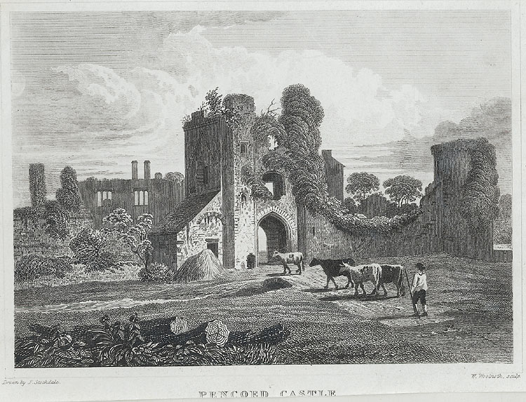 Pencoed Castle