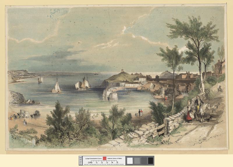 Tenby Pier