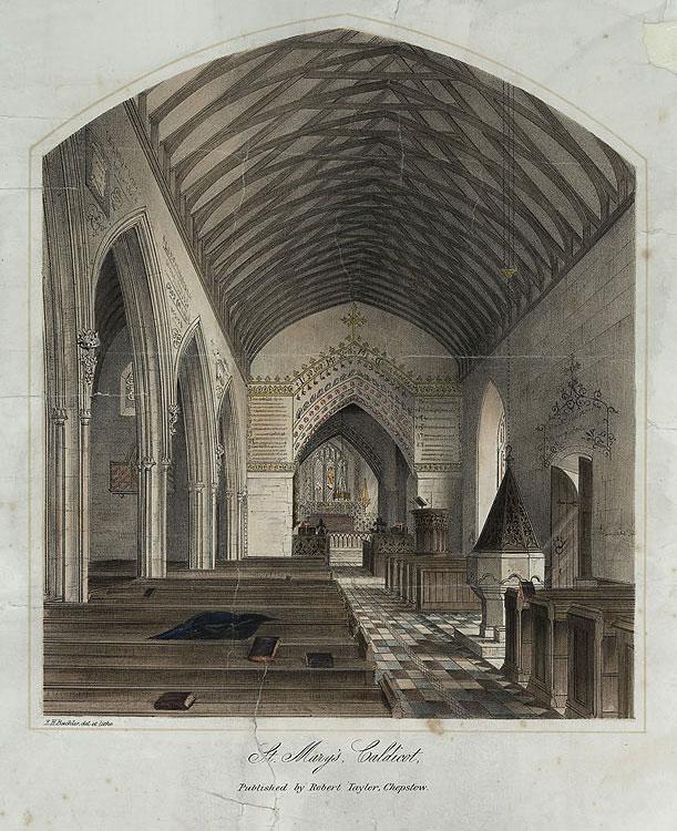 St. Mary's, Caldicot