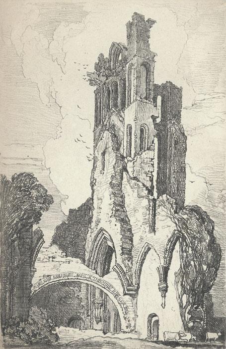 Planthony Abbey