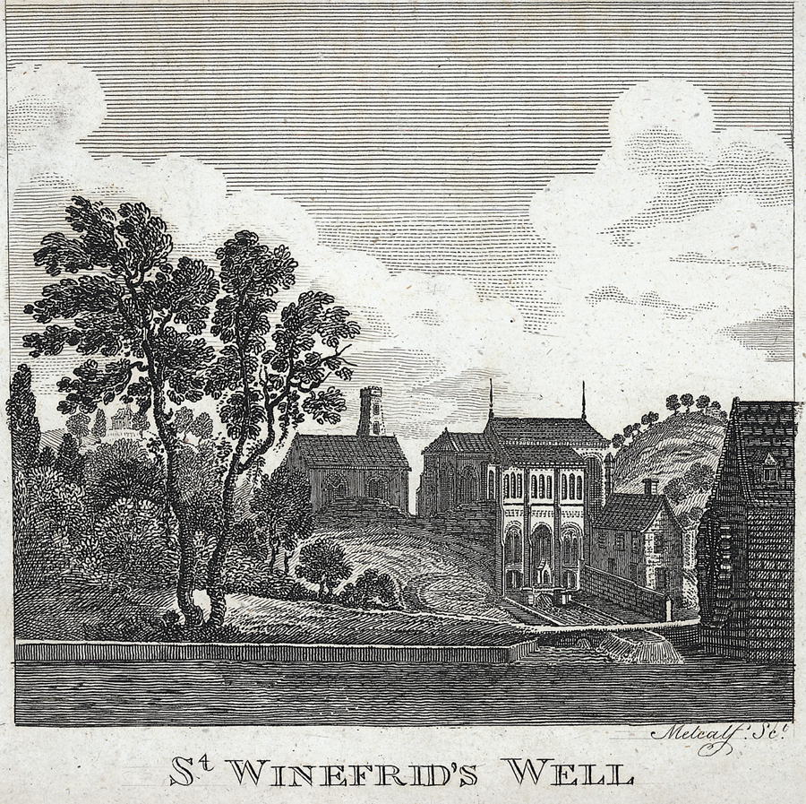 St. Winefrid's Well