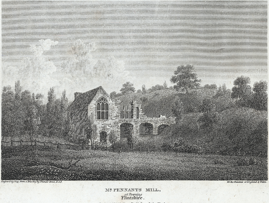 Mr. Pennants Mill at Downing, Flintshire
