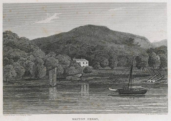 Briton Ferry, Glamorganshire