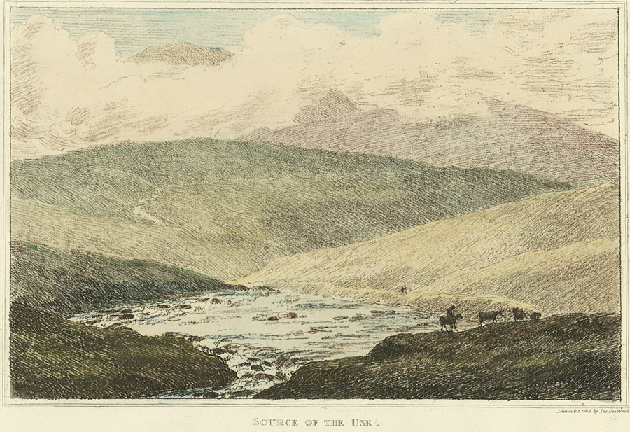 Source Of The Usk