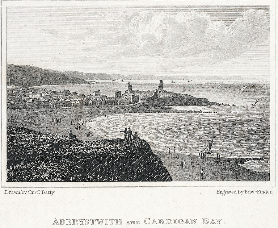 Aberystwith and Cardigan Bay