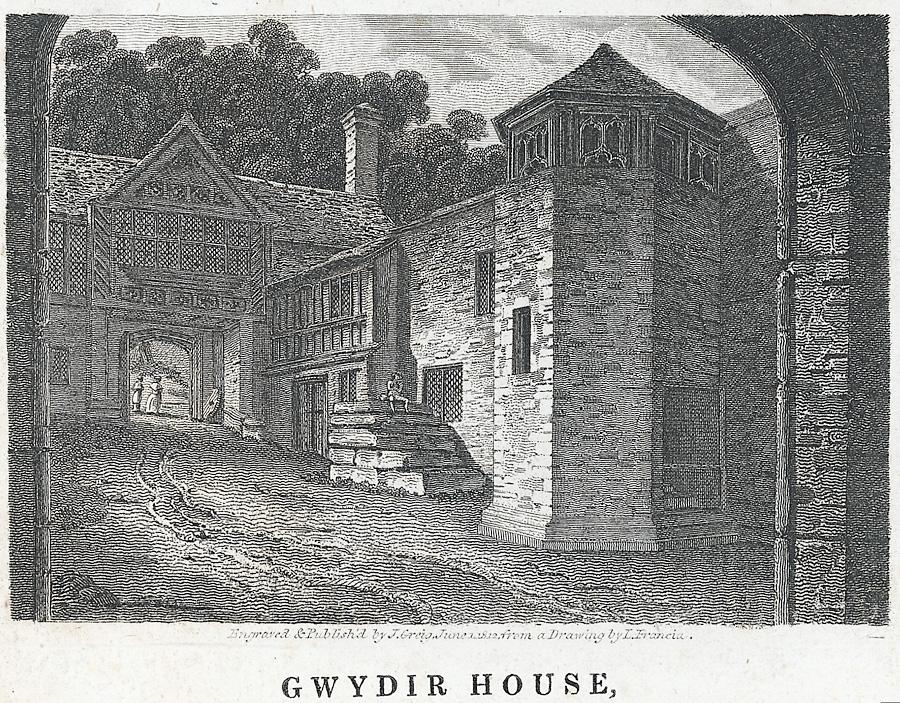 Gwydir House, Caernarvonshire
