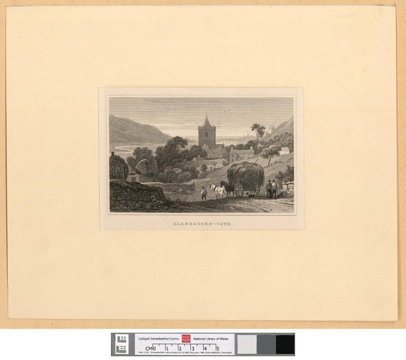 Llanbadern-Vawr