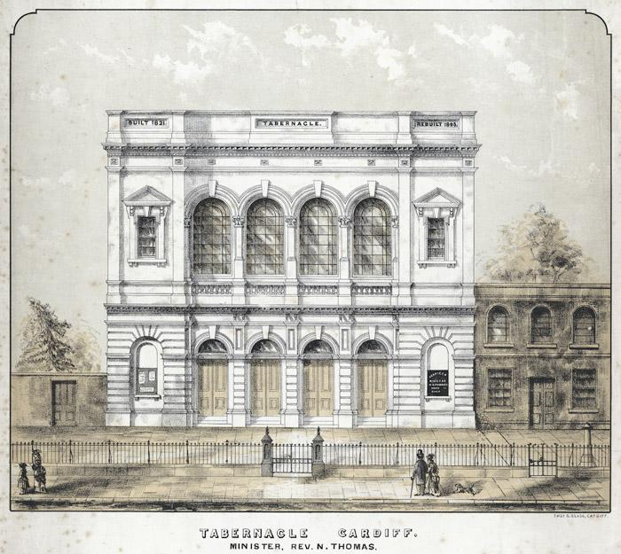 Tabernacle Cardiff