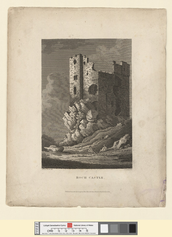 Roch Castle June 1 1810