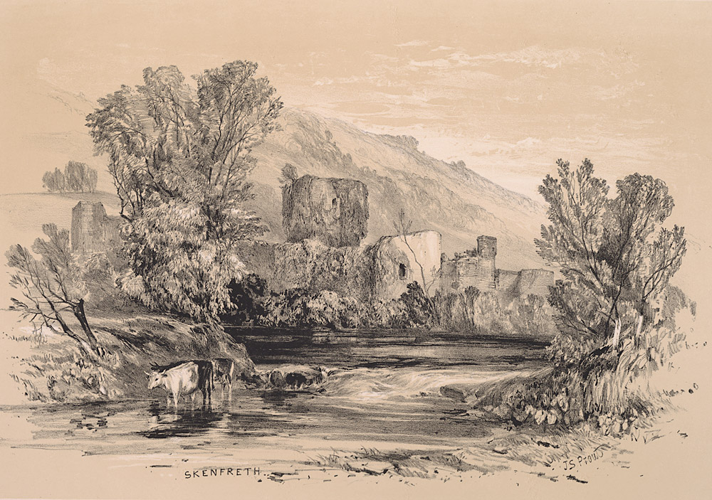 Skenfrith [Castle]