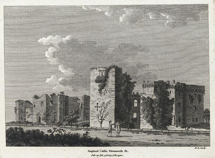 Ragland Castle, Monmouth Sh