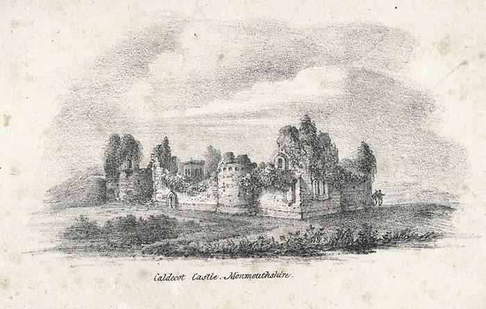 Caldecot Castle, Monmouthshire
